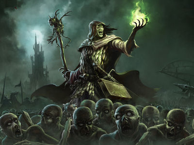 Image result for necromancer